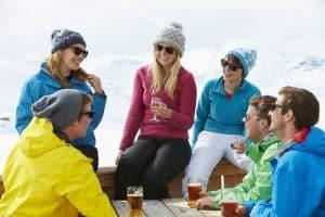 Skirejseforsikring er med når du køber vores ungdomsrejseforsikring