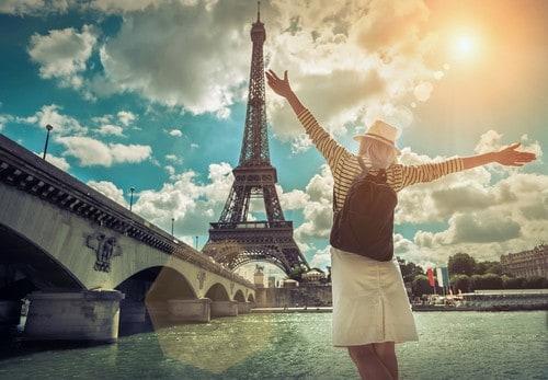 Rejseforsikring Europa, er til dig der eksempelvis skal en tur til Paris