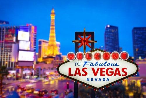Skal du til Las Vegas, og har endnu ikke en