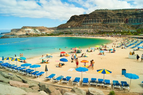 Billig rejseforsikring til Spanien hos Dansk Rejseforsikring.
